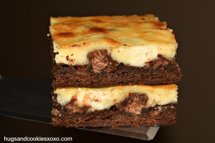 Kit Kat Cheesecake Brownies Hugs And Cookies Xoxo