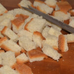 MOST DELICIOUS HOMEMADE CROUTONS