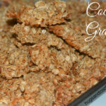 THE BEST COCONUT GRANOLA!!!