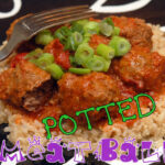 Potted Meatballs