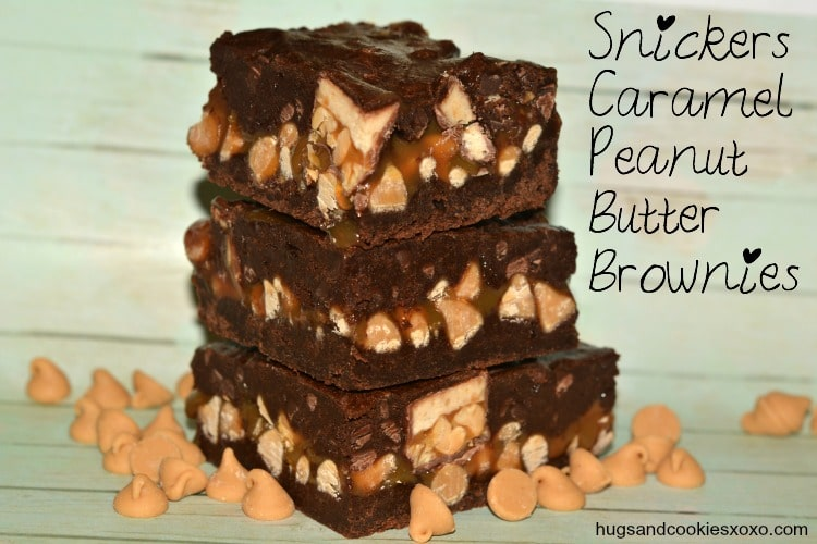 snickers-brownie