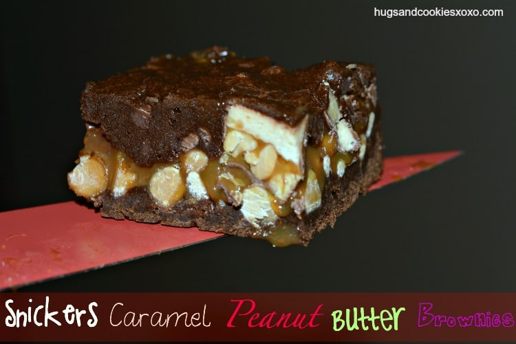 snickers caramel