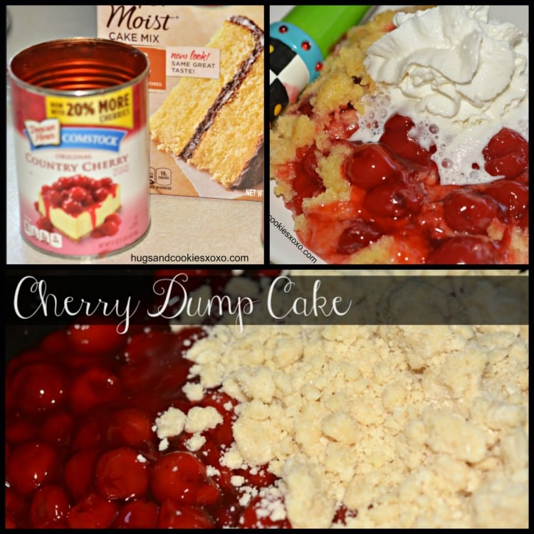 cherry dump