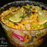 Margarita Corn & Rice