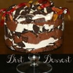 Dirt Dessert Trifle