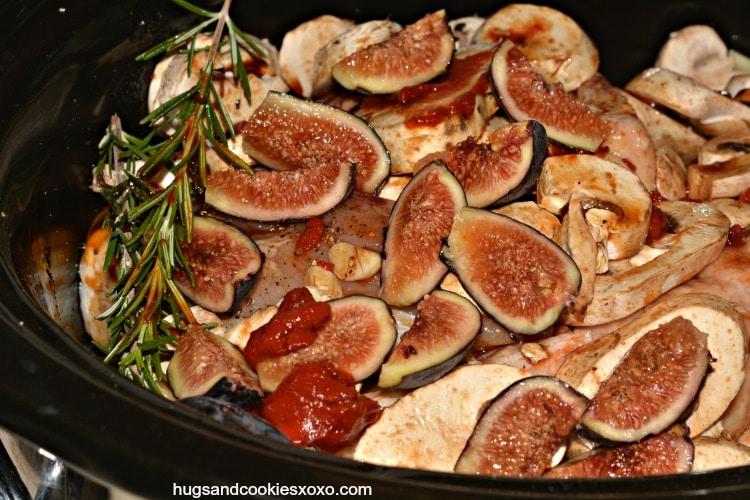 fig chicken