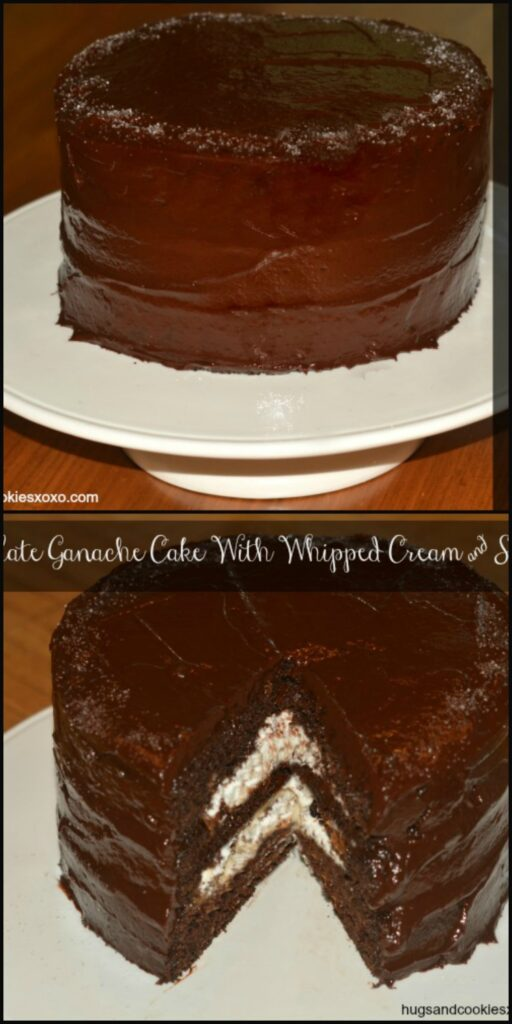 ganache cake 2