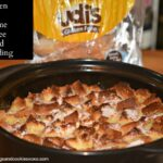 Gluten Free Creme Brulee Bread Pudding
