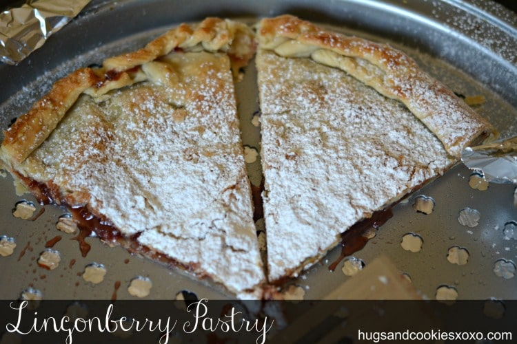 lingonberry pastry 2