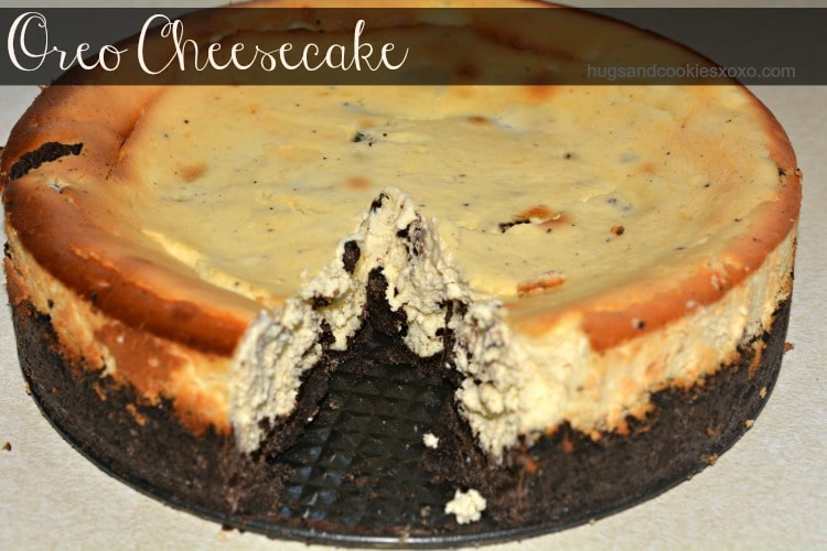 oreo cheesecakes