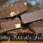 Reese's Slow Cooker Fudge