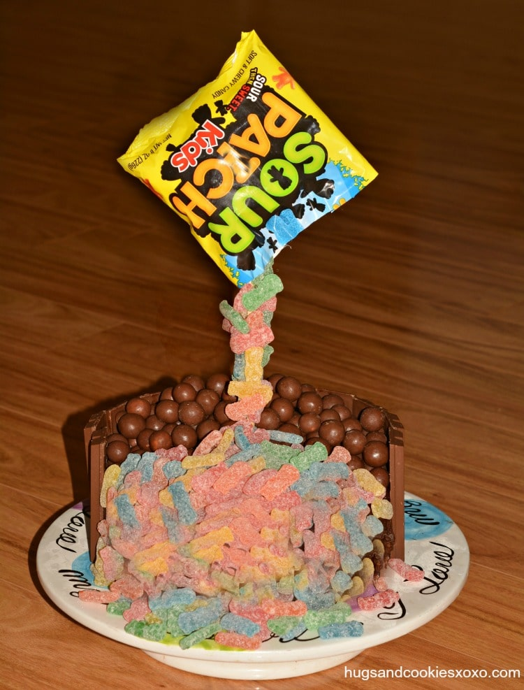 Sour Patch Kid Gravity Cake Hugs And Cookies Xoxo