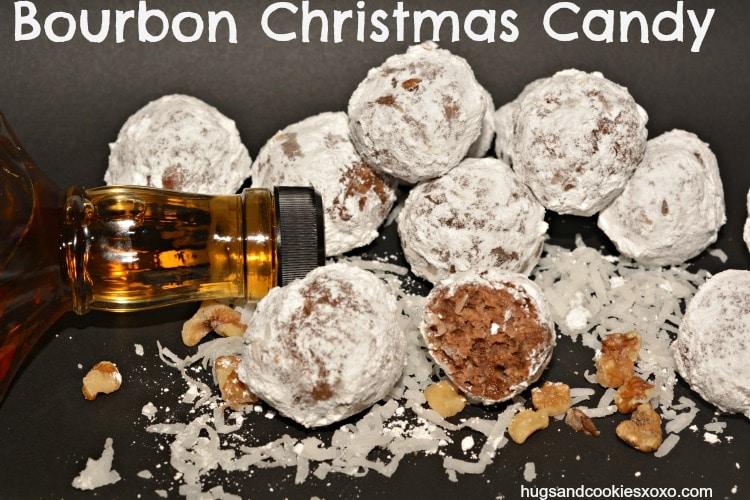 bourbon candy