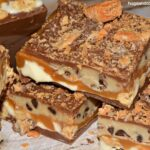 6 Layer Cookie Dough Bars