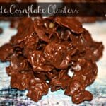Chocolate Cornflake Candy Crisps