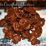 Chocolate Cornflake Candy Crisps