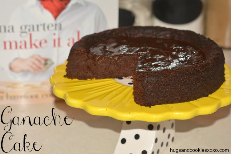 Chocolate Ganache Cake - Hugs and Cookies XOXO