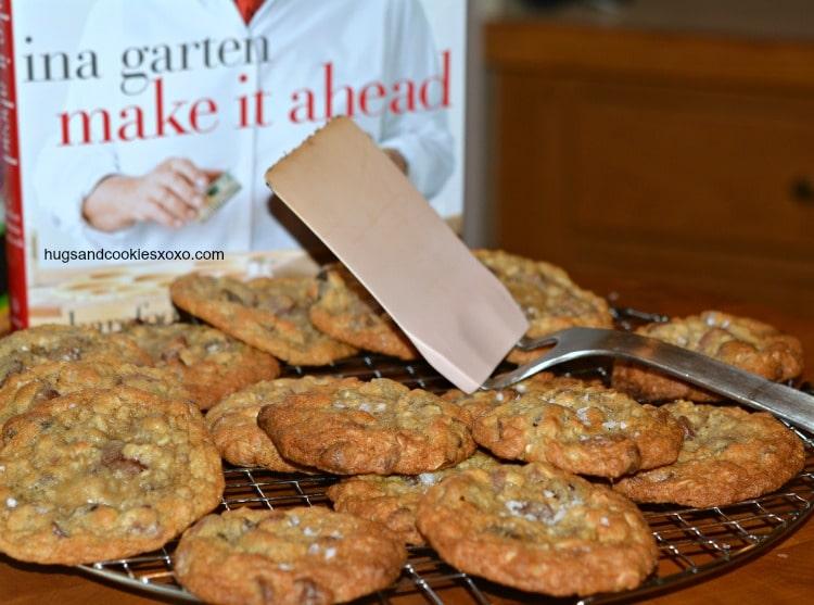 oatmeal cookies ina