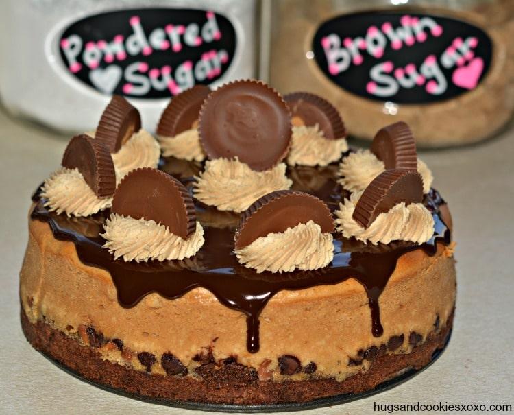 pb cup cheesecake 2