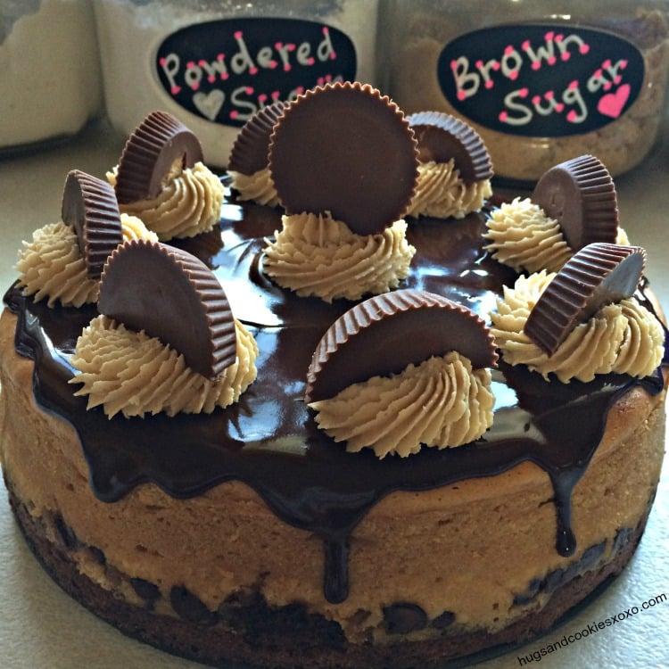 pb cup cheesecake