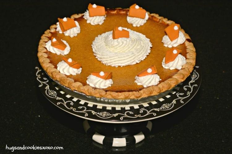 pumpkin pie yum