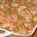 Mom's Shrimp Scampi