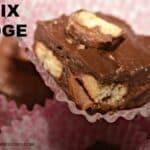 Twix Fudge