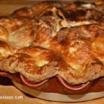 Apple Pie With Sour Cream Crust