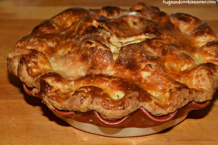 apple pie sour cream