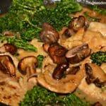 Chicken Marsala…Restaurant Style