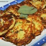 Sage & Spaghetti Squash Pancakes