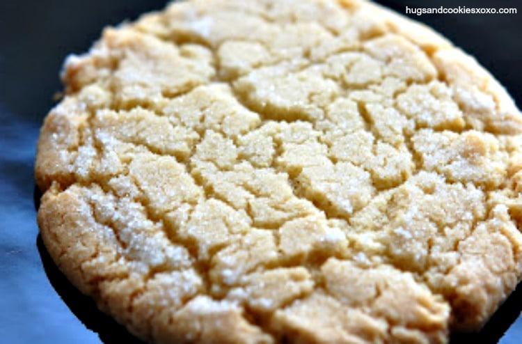 Old Fashioned Jumbo Sugar Cookies - Hugs and Cookies XOXO
