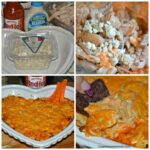 Hot Buffalo Chicken Dip