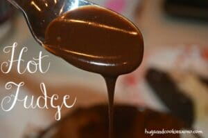 Fabulous Hot Fudge