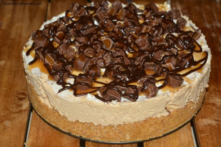 rolo cake whole