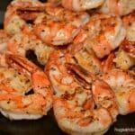 Grilled Shrimp & Pesto