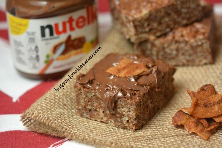 nutella treats