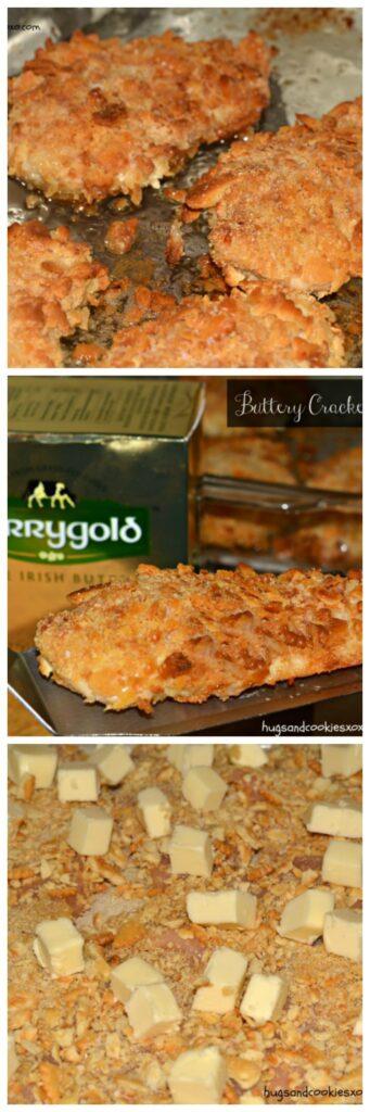 Rich & Buttery Cracker Chicken