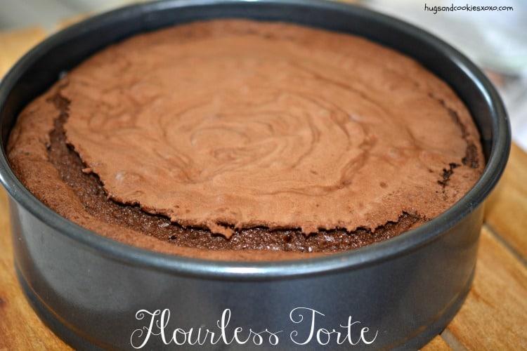flourless tortes