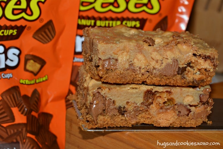 Nutter Butter Candy Cookie Bars Hugs And Cookies Xoxo