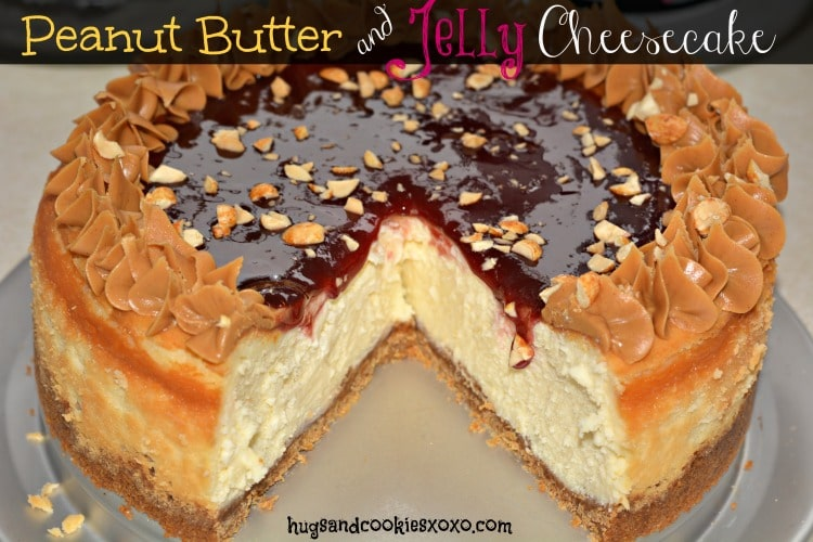 peanut butter jelly cheesecakes 2