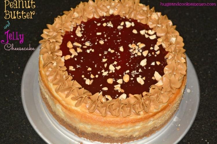 peanut butter pbj cake