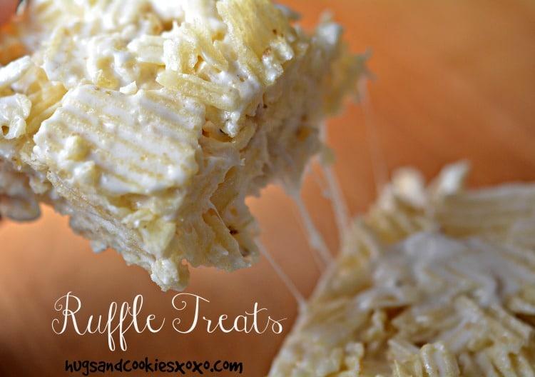 ruffle treats