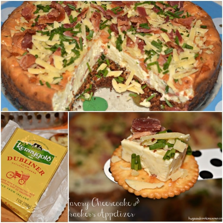 bacon cheddar cheesecake