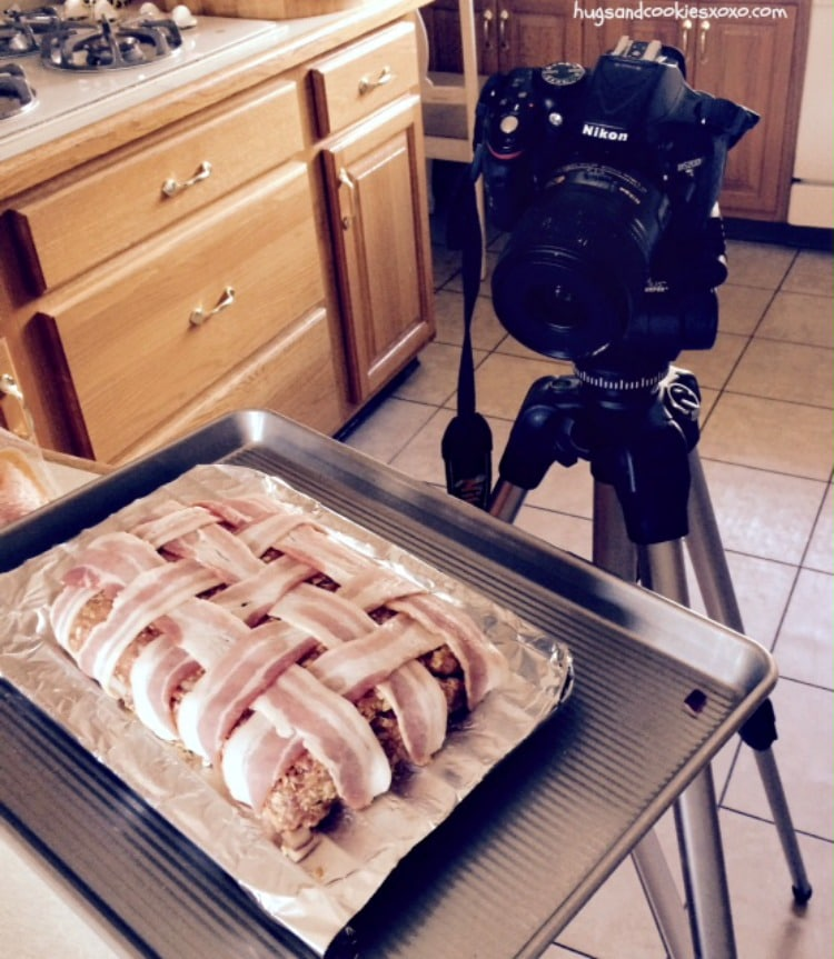 bacon wrapped meatloaf gluten free
