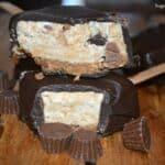 Peanut Butter Pie Pops