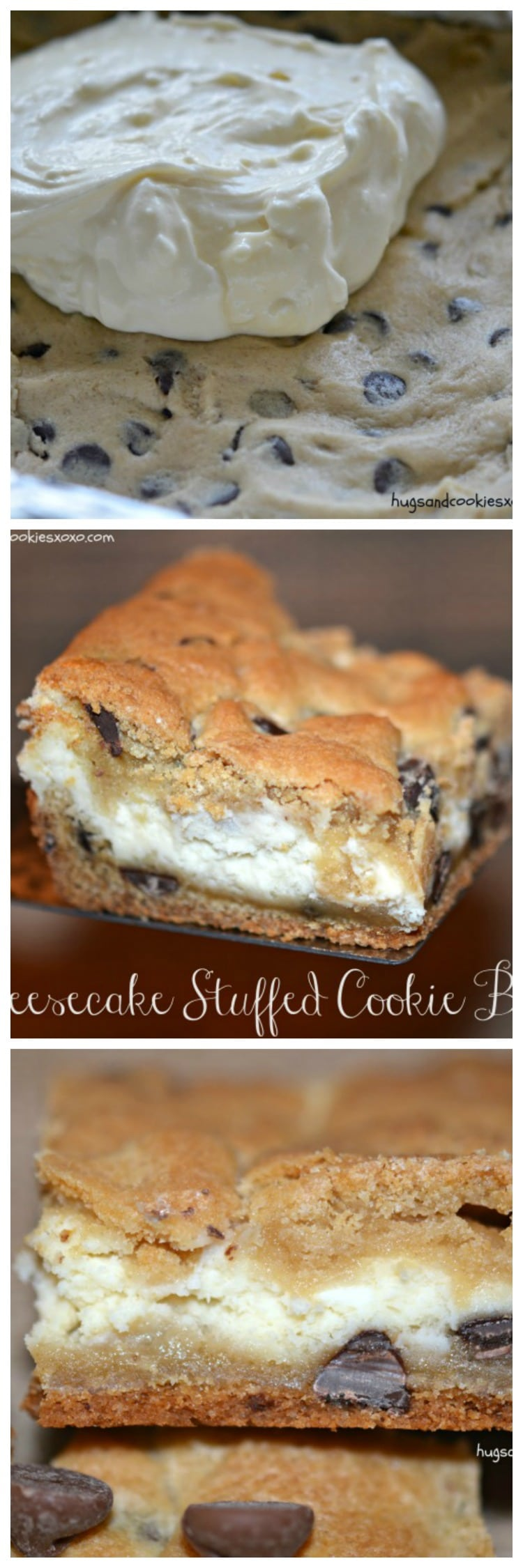 Cheesecake Cookie Bars Recipes — Dishmaps