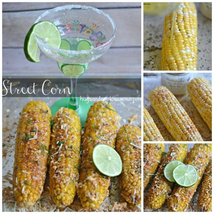 cheesy chili lime corn