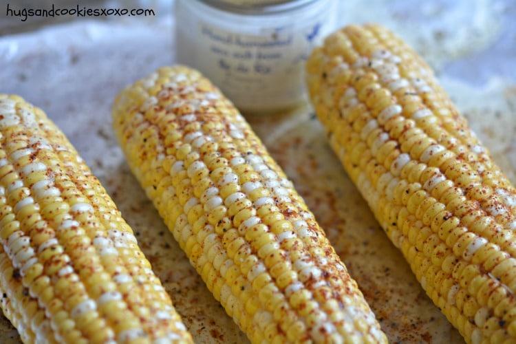 corn chilli powder