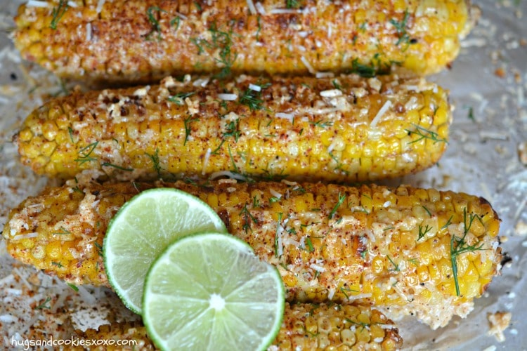 corn lime
